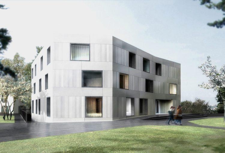 ©CHRISTIAN DUPRAZ ARCHITECTURE OFFICE_CONCOURS 1er prix LANCY