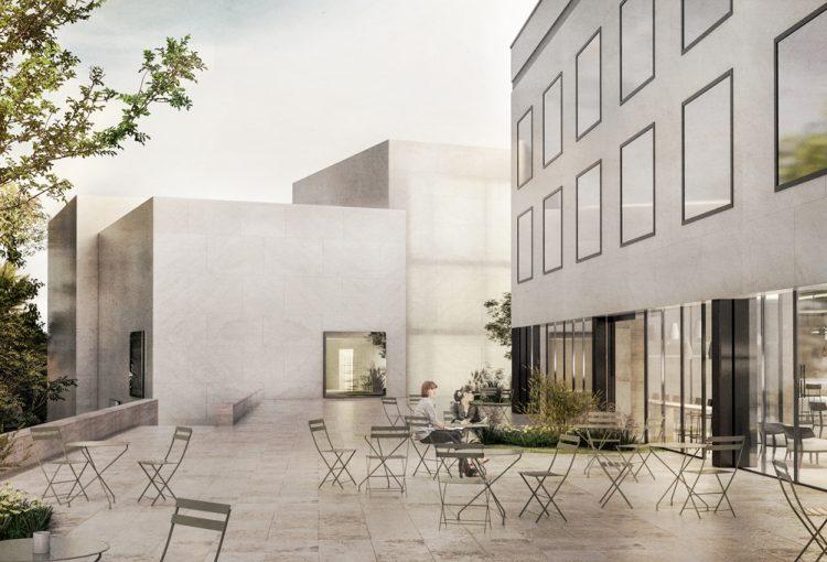 ©CHRISTIAN DUPRAZ ARCHITECTURE OFFICE_CONCOURS 5ème Prix- MHN - GENEVE
