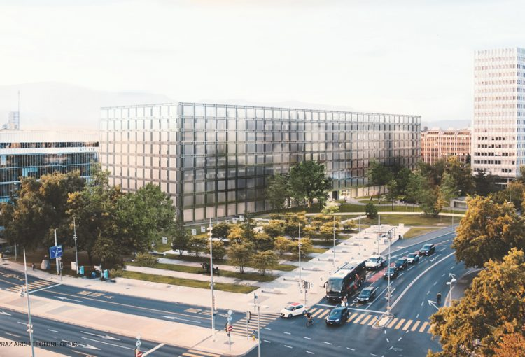 © MICROCOSME - ITU HEADQUARTERS - NEW BUILDING GENEVA