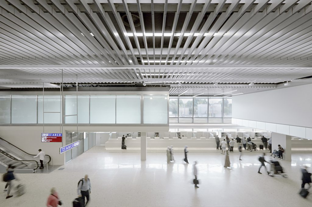 © CHRISTIAN DUPRAZ ARCHITECTURE OFFICE © GENEVA AIRPORT © LAURA KELLER SANNA