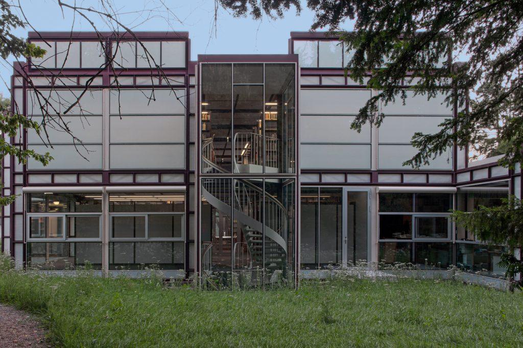 © CHRISTIAN DUPRAZ ARCHITECTURE OFFICE © CONSERVATOIRE ET JARDIN BOTANIQUES